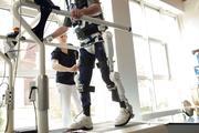Training mit dem HAL Exoskelett verbessert Gehfähigkeit von Rückenmarkverletzten