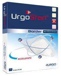 Neu bei allen chronischen Wunden ohne Infektion: UrgoStart Border mit der TLC-NOSF-Wundheilungsmatrix®