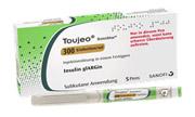 Toujeo® zur Behandlung von Diabetes bei Erwachsenen in der Europäischen Union zugelassen: Neues Basalinsulin zeigte Blutzuckerkontrolle mit weniger bestätigten Hypoglykämien bei Typ-2-Diabetes
