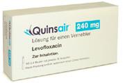 Inhalatives Antibiotikum: Raptor Pharmaceuticals Corp. gibt Markteinführung von Quinsair® in Deutschland bekannt