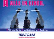 3 Wirkstoffe, 2 Indikationen, 1 Tablette: TRIVERAM® als neues, effektives Therapiekonzept für Hypertoniker mit Hypercholesterinämie