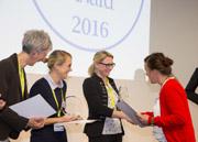 Verleihung des Pain Care Awards 2016: Preisträger auf dem Deutschen Schmerzkongress (DGSS) ausgezeichnet