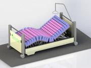 Assistierte Pflege von morgen: Intelligente Matratze zur Verhinderung von Druckgeschwüren bei immobilen Patienten