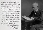 RKI-Jubiläum: Briefe von Robert Koch transkribiert und digitalisiert