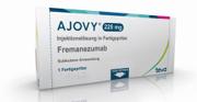 Neue Behandlungsoption: AJOVY® schafft Entscheidungsfreiheit in der spezifischen MigräneProphylaxe