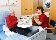 Publication in Lancet: Individuelle Ernährung zeigt Nutzen bei Spitalpatienten