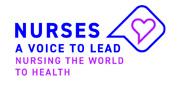2020: Nursing the World to Health