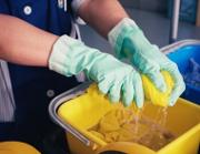 """Coronavirus: """"Wischen statt Sprühen"""" – Hinweise für Beschäftigte des Reinigungsgewerbes"""