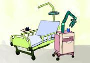 Robotik für die Pflege: Krankenbett der Zukunft
