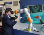 Chirurgie-Ausbildung mit Roboter und Virtueller Realität