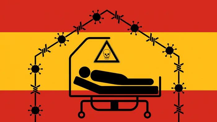 Umgang mit Pflegebedürftigen in Madrider Altenheimen