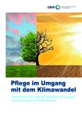 Broschüre mit hilfreichen Informationen und Tipps zu Hitzewellen