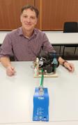 Prototypen für ein Do-it-yourself-Beatmungsgerät entwickelt