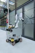 Desinfektionsroboter: Mehrwert durch Kopplung an Gebäudedaten