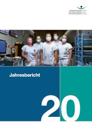 Patientensicherheit Schweiz: Der Jahresbericht 2020 ist online